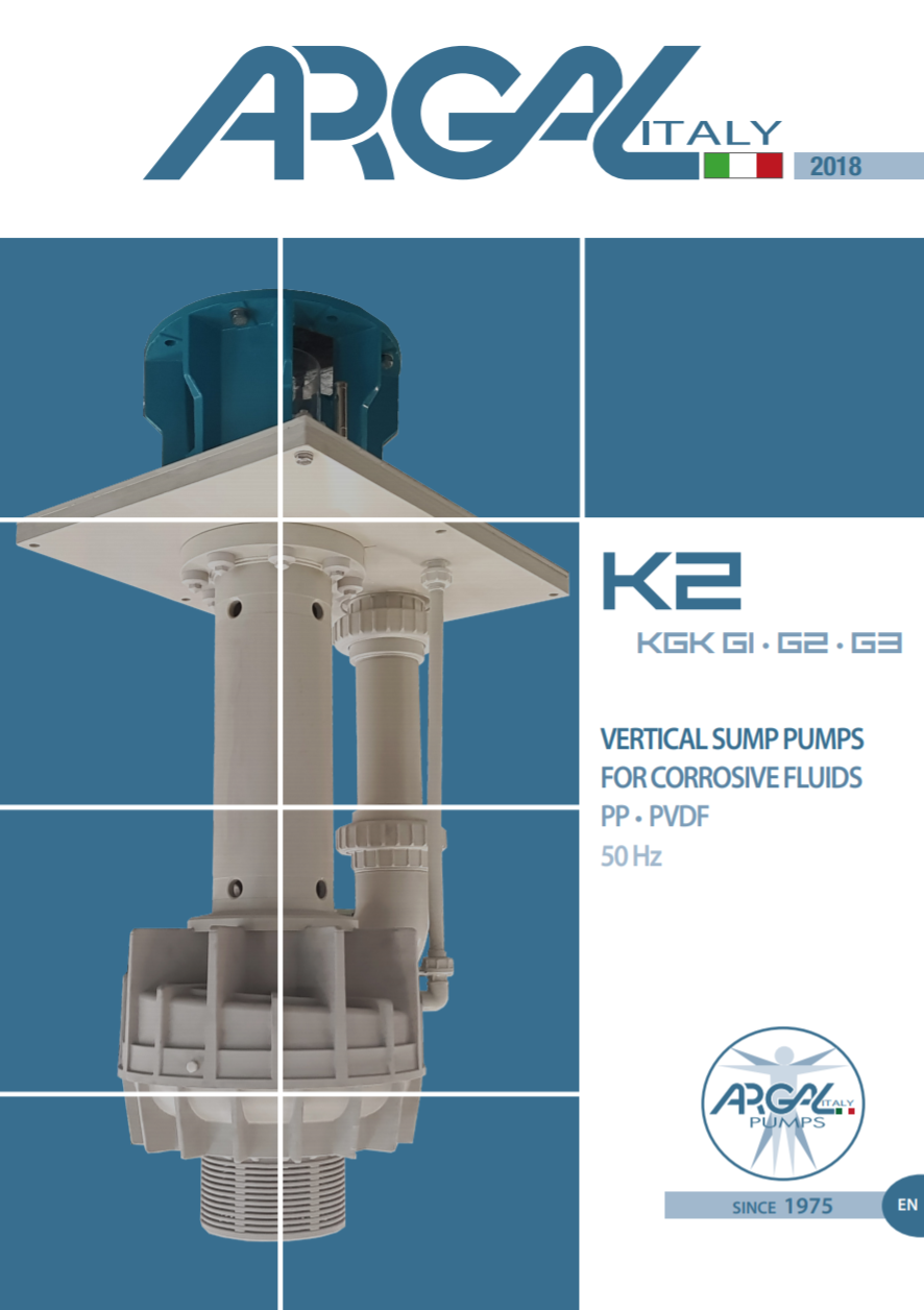 Download the Argal K2 (KGK) Data Sheet